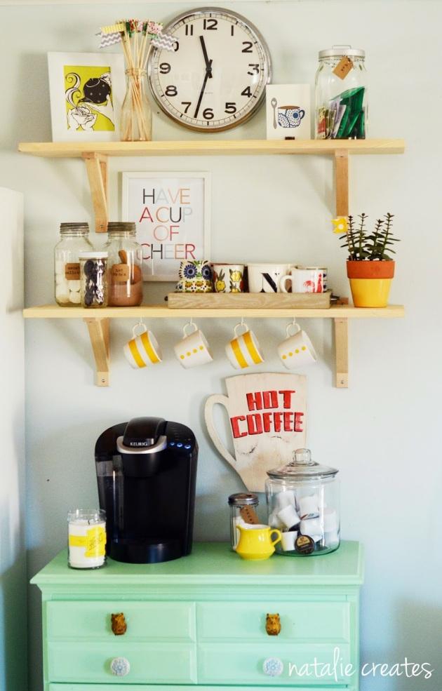 Natalie Creates Coffee Bar