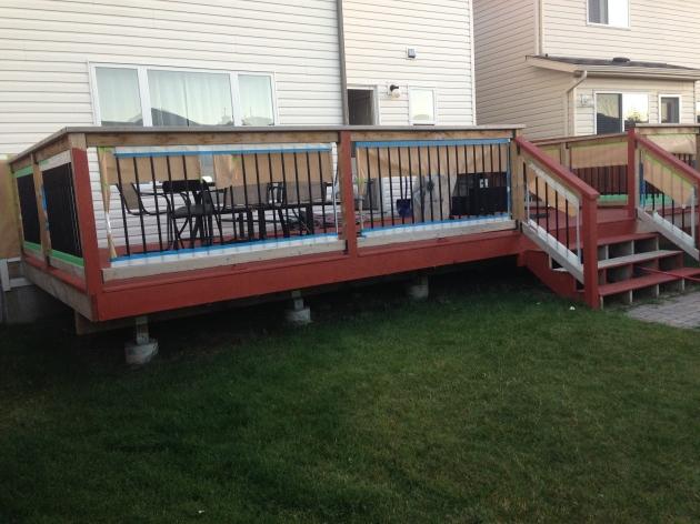 Fixing Deck