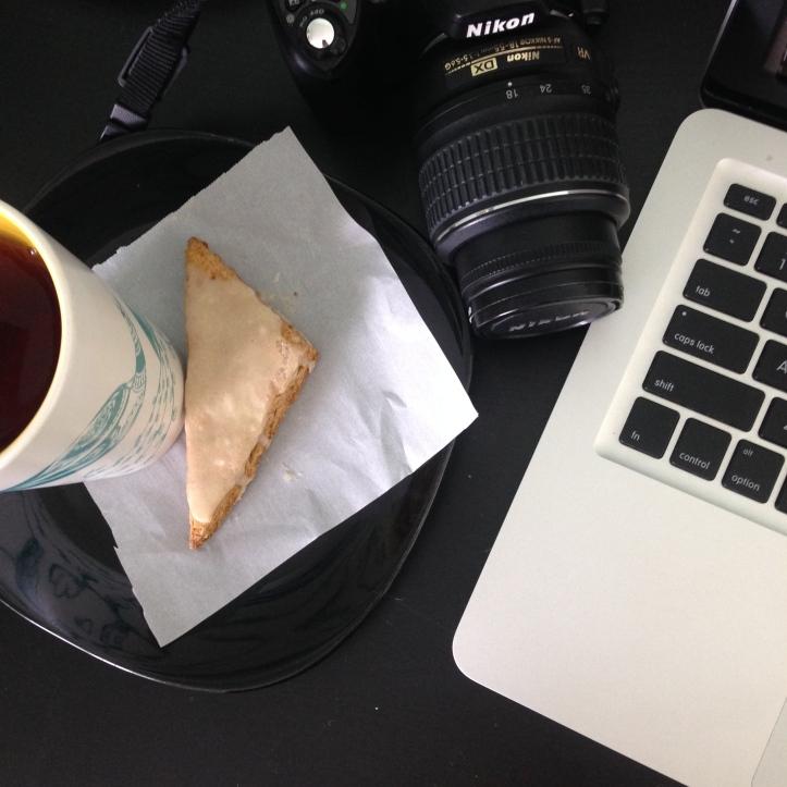 Tea, Scones, Editing