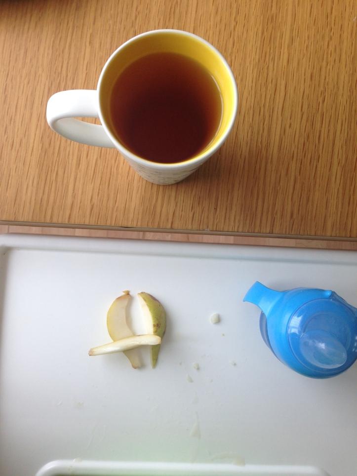 Tea, Finger food