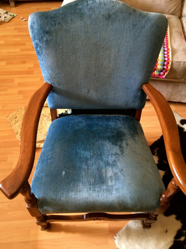 Chair Refurb